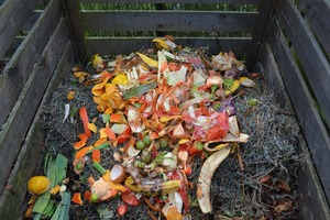 How to make compost heap