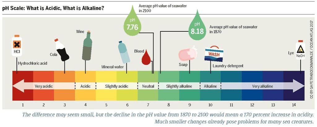 pH Soil Acidity Alkaline Scale